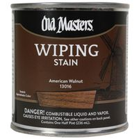 Old Masters 13016 Oil Based Wiping Stain