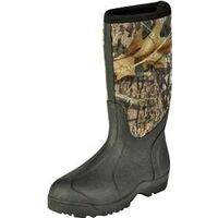 Break Up Sole High Boots, Size 11 Mossy Oak