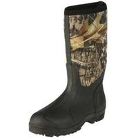 Break Up Sole High Boots, Size 12 Mossy Oak