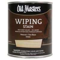 Old Masters 11104 Oil Based Wiping Stain