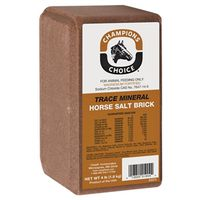 Champions Choice 110005073 Trace Mineral Horse Salt