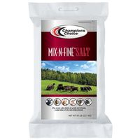 Champions Choice 100012682 Mix-N-Fine Salt