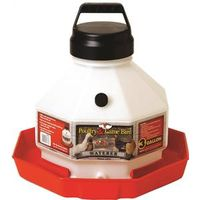 LITTLE GIANT PPF3 3 GALLON PLASTIC POULTRY WATERER