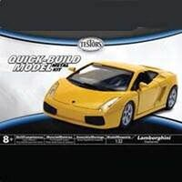 Lamborghini Gallardo Model Car Kit, 1:32
