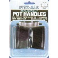 HANDLE POT REPL W/SCREWS 2PC