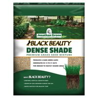 Jonathan Dense Shade Grass Seed, 25 lb, 5000 sq-ft