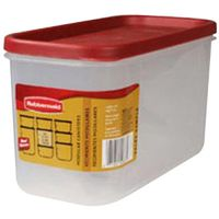 Rubbermaid 1776471 Square Dry Food Storage Canister