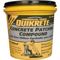 Concrete Patch Compound, 4 Lbs