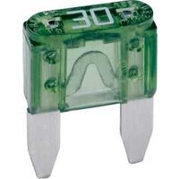 Auto Mini Blade Fuse, 30 Amp Green