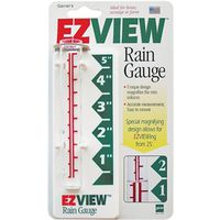 EZ View 820-0188 Rain Gauge