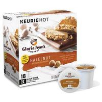 KCUP HAZELNUT MD 18CT
