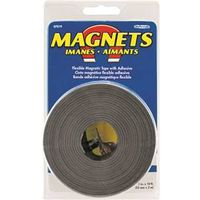 Master Magnetics 07019 Magnetic Tape Roll With Adhesive Backing
