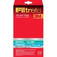 Filtrete 68700A-6 Micro Allergen Vacuum Cleaner Bag