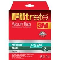 Filtrete 68707A-2 Micro Allergen Vacuum Cleaner Bag