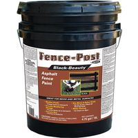 Gardner-Gibson 9005-GA Black Beauty Barn And Fence Paint