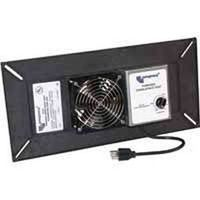 Lomanco PCV1 Powered Crawlspace Vent