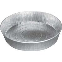 Galvanized Utility Pan