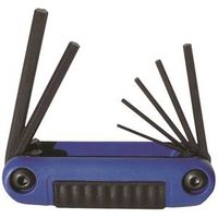 Ergo-Fold 25171 Ergonomic Fold-Up Small Hex Key Set