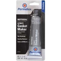 MotoSeal Ultimate Gasket Maker, 2.7oz Grey