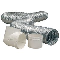 Proflex TD48D2DZW Dryer Vent Kit