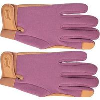 Goatskin Boss Guard 793M Protective Gloves