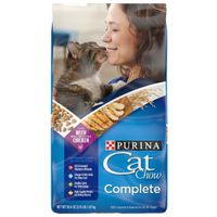 Nestle Purina 1780015014 Complete Formula Cat Food