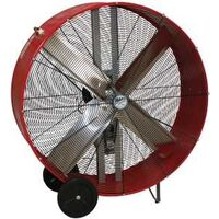 Portable Belt Drive Fan, 48""