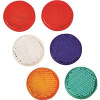 Hy-Ko CMR-10 Press-On Mini Reflector Assortment