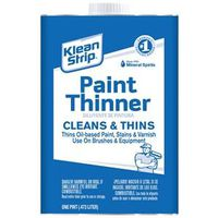 PAINT THINNER 1 PINT