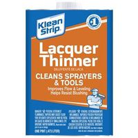 LACQUER THINNER 1 PINT