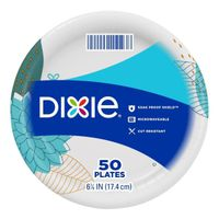 Dixie 15123 Paper Plate