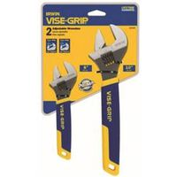 Vise-Grip 2078700 Adjustable Wrench Set