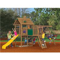 Playstar All Pro Ready-to-Assemble Playset