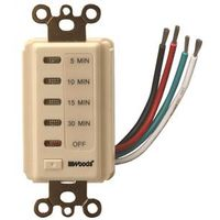 Woods 59720 Countdown In-Wall Timer