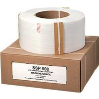 "Heavy Duty Poly Strapping, 1/2"" x 7200'"