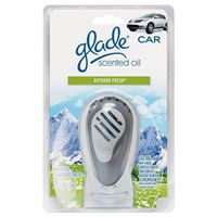 Glade 800001935 Automotive Air Freshener Starter Kit