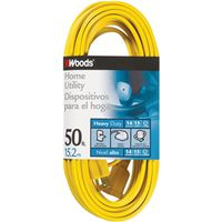 Woods 0835 Flat SPT-3 Extension Cord