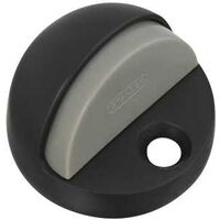 Hi-Rise Floor Door Stop, Black Sante FeBronze