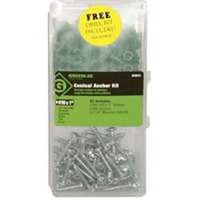Greenlee 84012 Conical Anchor Kit