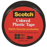 Scotch 190BK Plastic Tape