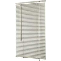 "Mini Blind, 23"" W x 64"" H Alabaster"