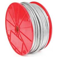 Aircraft Cable, 3/8 x 200'