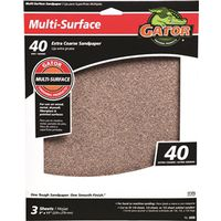 Gator 4439 Multi-Surface Sanding Sheet