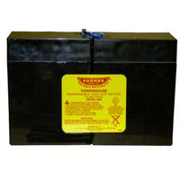 Baygard 902 Gel Cell Replacement Electric Fence Battery
