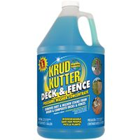 Krud Kutter DF01/4 Deck and Fence Cleaner