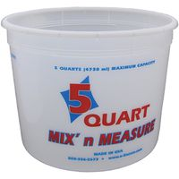 Mix-N-Measure 300403 Paint Container Without Lid