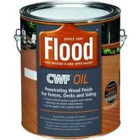 Exterior Wood Finish CWF-OIL, 1 Gal Clear
