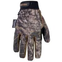 Mossy Oak Timberline Gloves, X-Large Camouflage