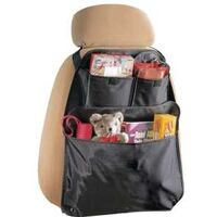 Back Seat Organizer, Black