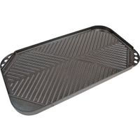 GrillPro 91652 Double Sided Griddle